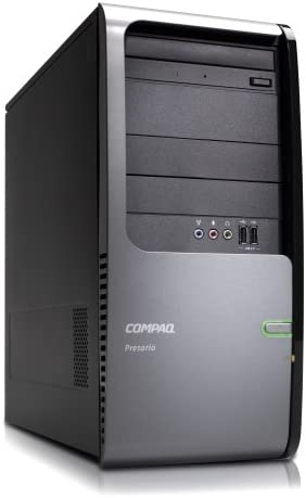 Compaq Presario SR5110NX Desktop PC (AMD Athlon 64 Processor 3500+, 512 MB RAM, 120 GB Hard Drive, Vista Basic)