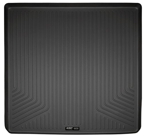 Liner Cargo Tahoe (Husky Liners Cargo Liner Behind 2nd Seat Fits 15-18 Escalade/Tahoe/Yukon)