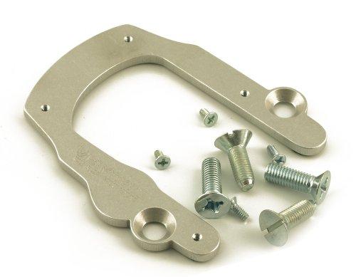 Vibramate V5 Quick Mounting Kit for Bigsby B5 Vibrato, Chrome