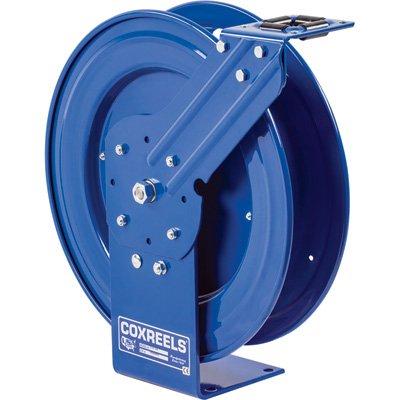 Coxreels EZ-P-LPL-350 Safety Series Spring Rewind Hose Reel: 3/8