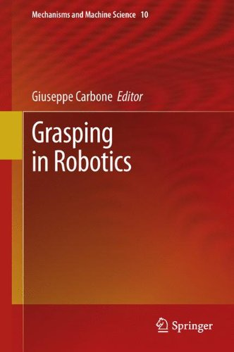 Grasping in Robotics (Mechanisms and Machine Science)
