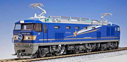 KATO HOゲージ EF510 500 北斗星色 1-311 鉄道模型 電気機関車