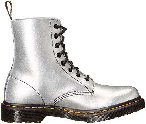 Alumix Combat Dr Pascal Women's Boot Silver Martens Ctqwp