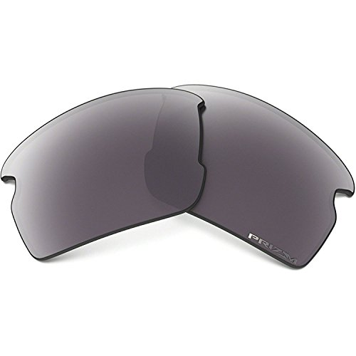 Oakley Flak 2.0 Prizm Replacement Lens Daily Polarized, One -