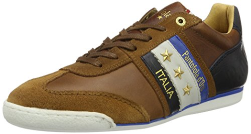 Pantofola d'OroImola Uomo Low - Zapatillas de casa Hombre, color marrón, talla 43