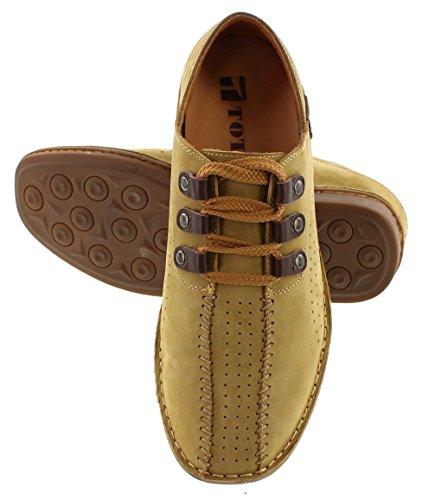 Toto X5841-2.6 Inches Taller - Height Increasing Elevator Shoes - Veterschoen