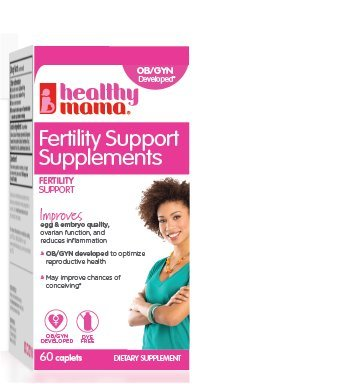 Healthy Mama Supplement Formulated Reproductive product image