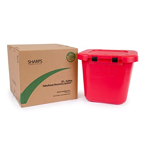 20-GALLON TAKEAWAY RECOVERY SYSTEM - SHARPS-80020 ()