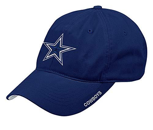 - Dallas Cowboys NFL Men's Curved Headwear, OSAFA, Navy