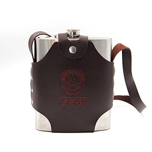 british belt flask - 4