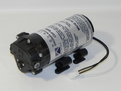 Review Booster Pump 10-36 GPD