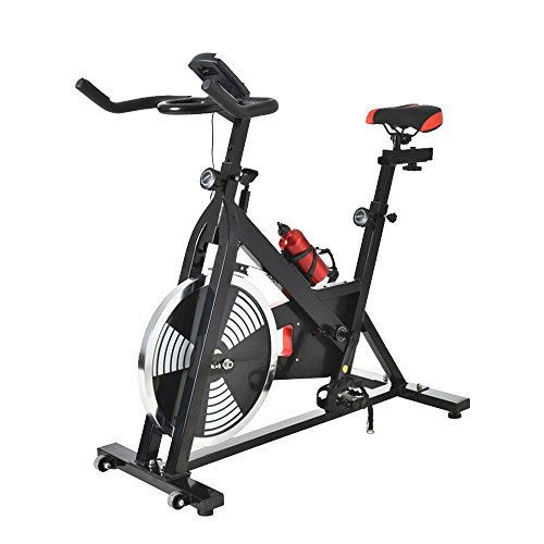 Indoor Bike Cycling Stationary Exercise Bicycle Burn Fat Cardio Health Workout Fitness - House Deals