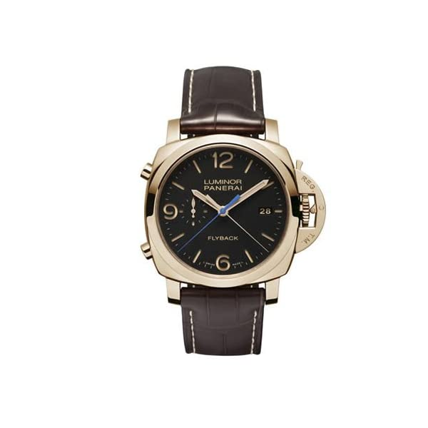 Wear Wide Faces Wristwatch to feel dominant during business negotiations