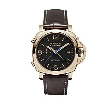 81b668db1119 Image Unavailable. Image not available for. Color  Panerai Luminor 1950 3  Days Automatic Flyback ...