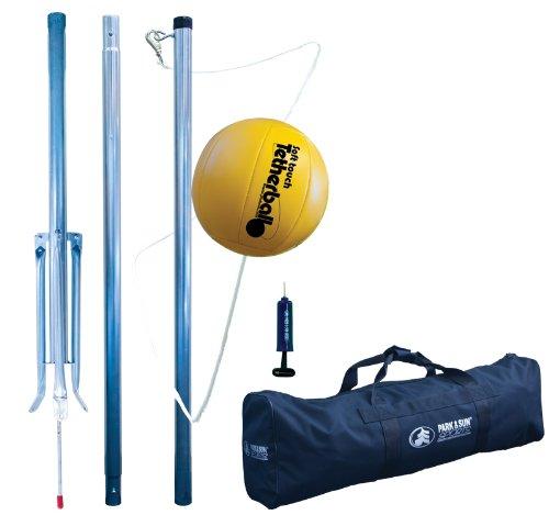 Park & Sun Portable Tetherball Set by Park & Sun Sports (Image #3)