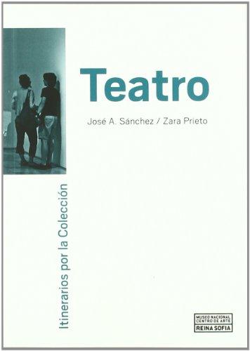 Descargar Libro Itinerarios Por La Colección. Teatro Sanchez