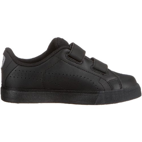 Puma - Game Point V Kids - Couleur: Noir - Pointure: 22.0