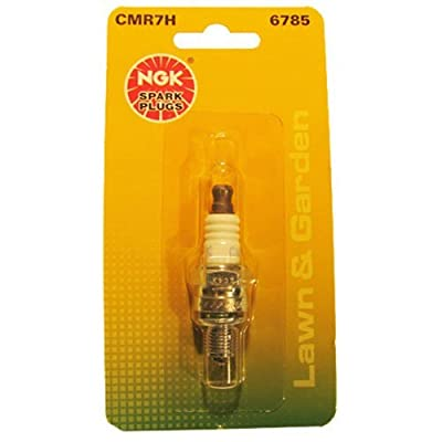 NGK (3066) CMR7H Standard Spark Plug, Pack of 1: Automotive