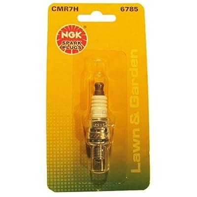 NGK (3066) CMR7H Standard Spark Plug, Pack of 1: Automotive [5Bkhe0103000]