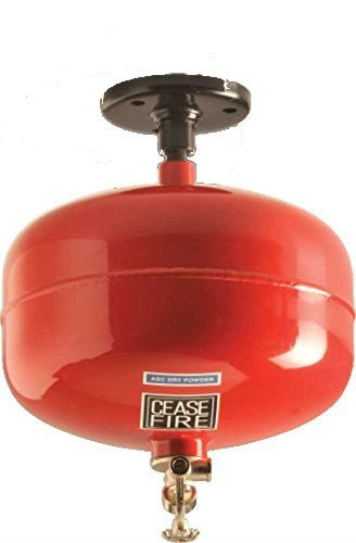 Ceasefire Ceiling Mounted ABC Powder based Fire Extinguisher