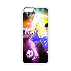 Barcelona Players Neymar for iPhone 6 Plus 5.5 Inch Phone Case 8SS460306