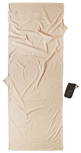 (Cocoon inlet Insect Shield TravelSheet Cotton beige)