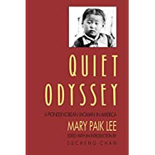 """Quiet Odyssey"" by Mary Paik Lee Essay Sample"