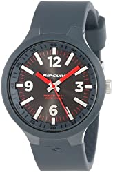 """Rip Curl Men's A2632 """"Driver"""" Watch with Grey Band"""