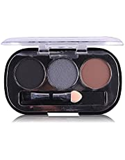ZQAZ SELAMY Long-Lasting Waterproof Eyebrow Powder Eyes Makeup Cosmetic 01#