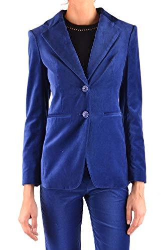 1g13jr7082g55 Cotone Blazer Pinko Blu Donna CFxB0qwT0