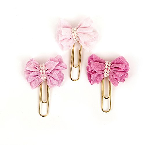 Prima Marketing My My Prima Planner Clips - Lavender Violet (Planner Clips)