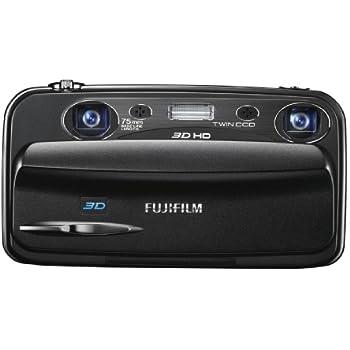 Amazon Com Fujifilm Finepix Real 3d W3 Digital Camera