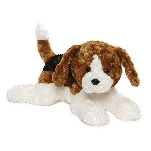 GUND Russet Beagle Dog Stuffed Animal Plush Brown &, used for sale  Delivered anywhere in USA
