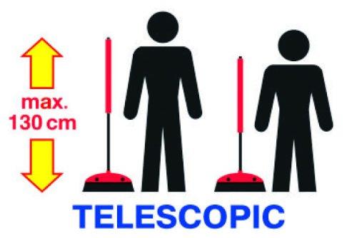 Vileda 142677 Multi Broom with Telescopic Handle by Vileda (Image #3)