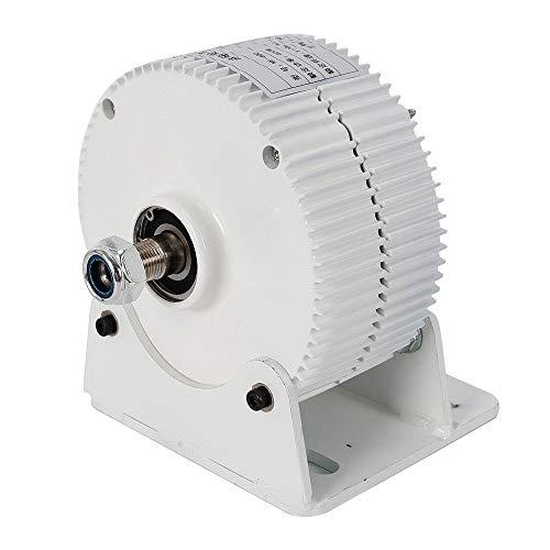 Wind Turbine Electrical Generator - GDAE10 Electrical Equipment & Supplies - Generator & Supplies 3 Phase Alternator 400W 24V Permanent Magnet Generator Wind Turbine Motor