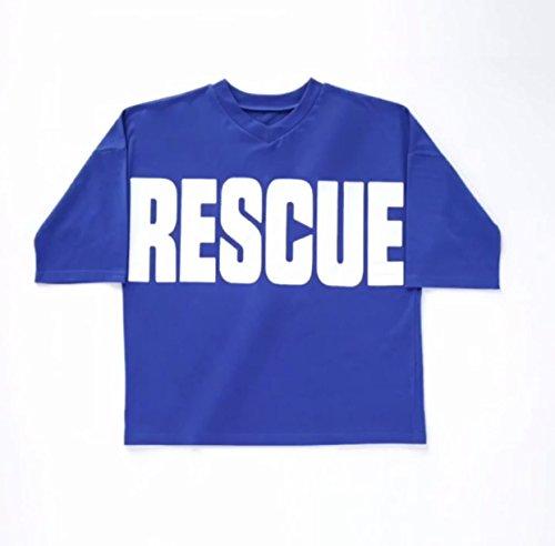 米津玄師 2017 LIVE RESCUE 公式グッズ RESCUE Tシャツ