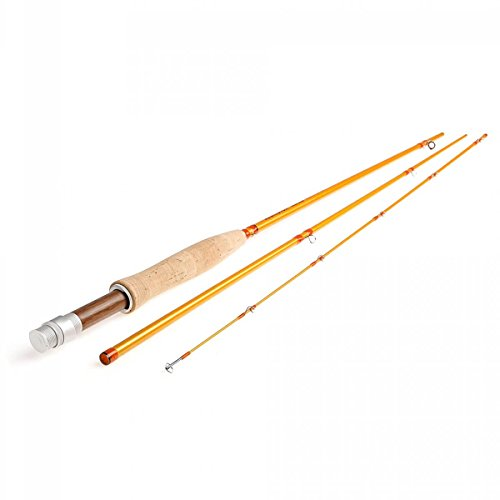 Redington Fly Fishing Fly Fishing Rod 580-3 Butter Stick with Tube 5WT 8' (Piece 3) (Piece 3 5wt)