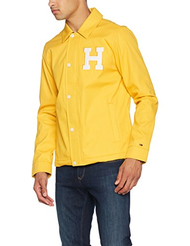 Giacca Jeans Uomo Yellow spectra Tommy Giallo UFxBBwq4