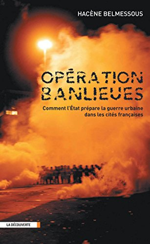 Opération banlieues (CAHIERS LIBRES) (French Edition)