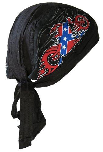 Bandana Foulard drapeau Us Usa Moto Biker motard