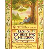 American Library Association Best of the Best for Children, Denise P. Donavin and Perry Donavin, 0679742506