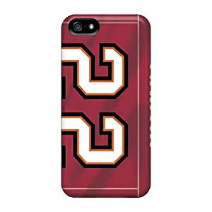 Excellent Design Tampa Bay Buccaneers Case Cover For Iphone 5/5s