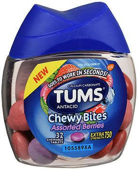 Tums Antacid Chewy Bites