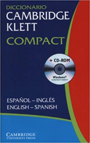 Diccionario Cambridge Klett Compact Español-Inglés/English-Spanish ...