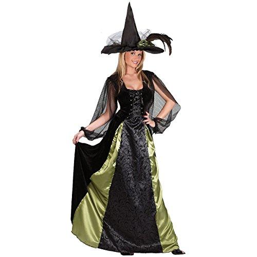 Goth Maiden Witch Costume - Small/Medium - Dress
