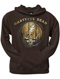 Grateful Dead - Mens Dead Brand Pullover Hoodie