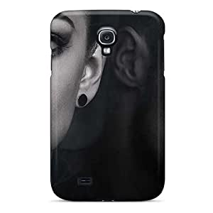Excellent Hard Phone Cases For Samsung Galaxy S4 (zxI20350PwWc) Allow Personal Design Colorful Massive Attack Band Pattern