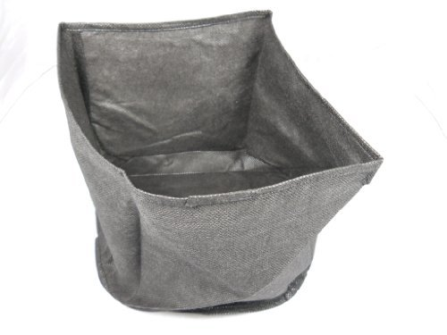 Flexible Fabric Pond Plant Baskets x 3 Pack 10'' Round Size