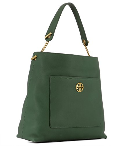 Tory Burch Borsa Shopping Donna 41525313 Pelle Verde