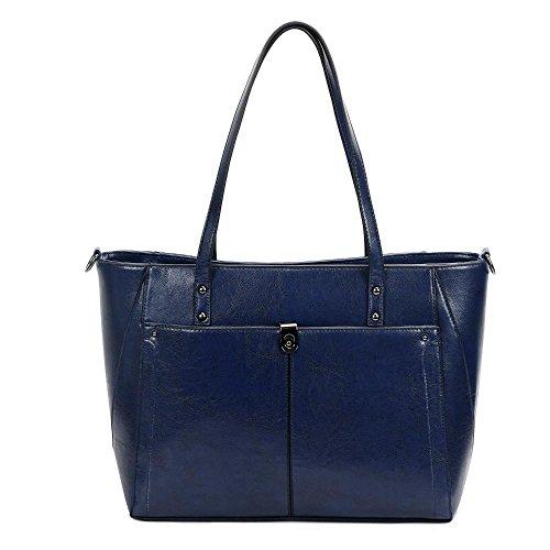 Aoligei Mode ambiance Simple femme seule épaule oblique span sac à main B